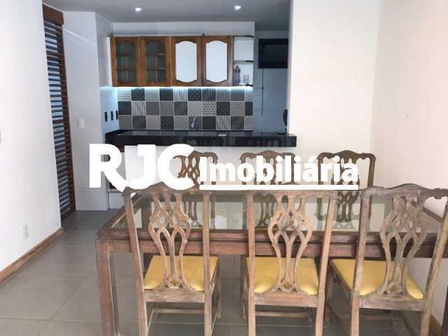 Apartamento à venda com 3 dormitórios em Copacabana, Rio de janeiro cod:MBAP32373 - Foto 4