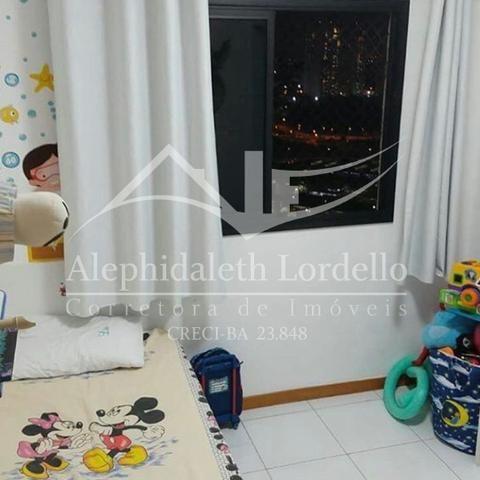 Apartamento 3/4 com lavabo - Villa Privilege - Foto 7