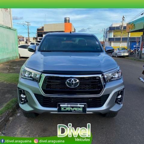 Toyota Hilux Cd Srx 4X4 2.8 Tdi 16V Aut. Diesel 2020 - Foto 6