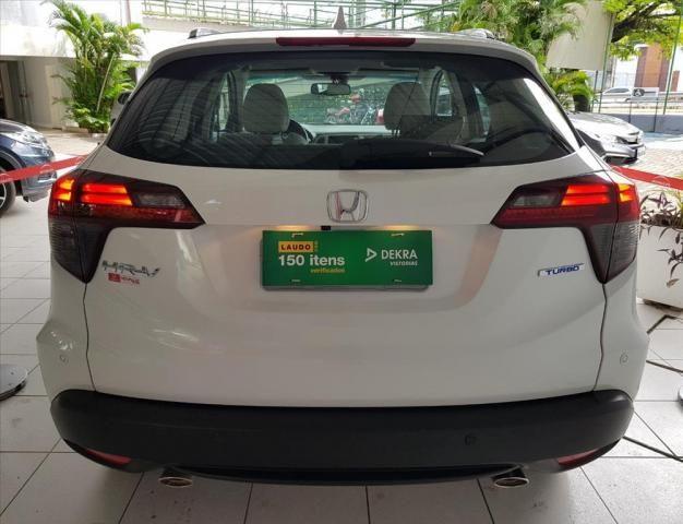 HONDA HR-V 1.5 16V TURBO GASOLINA TOURING 4P AUTOMÁTICO - Foto 4