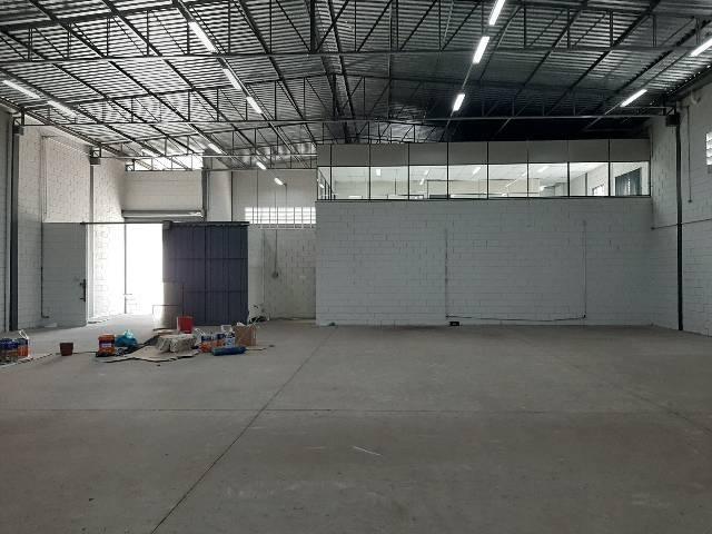 Galpão lndustrial  Condominio Eldorado locação. SJC.  - Foto 2