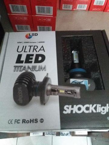 Led ultra led h11 schock Light novo