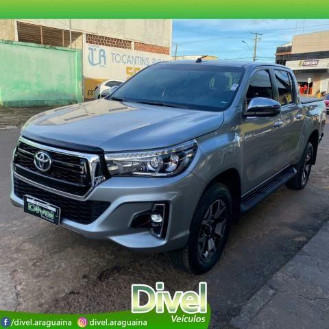 Toyota Hilux Cd Srx 4X4 2.8 Tdi 16V Aut. Diesel 2020