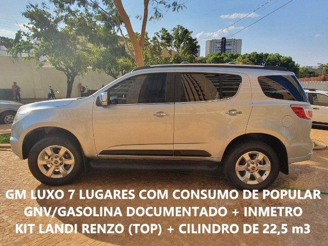 Raridade!!! Carrão GM 7 Lugares com Consumo de Popular