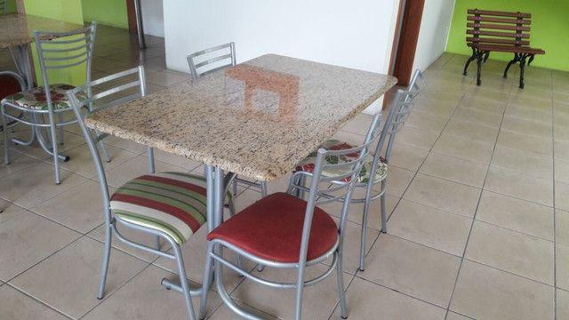 Mesas para restaurante ou salão de festas