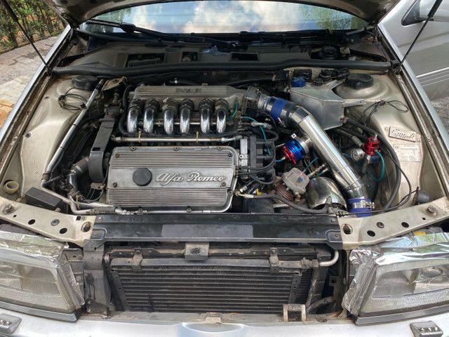Alfa Romeo 164 V6 Turbo - Foto 5