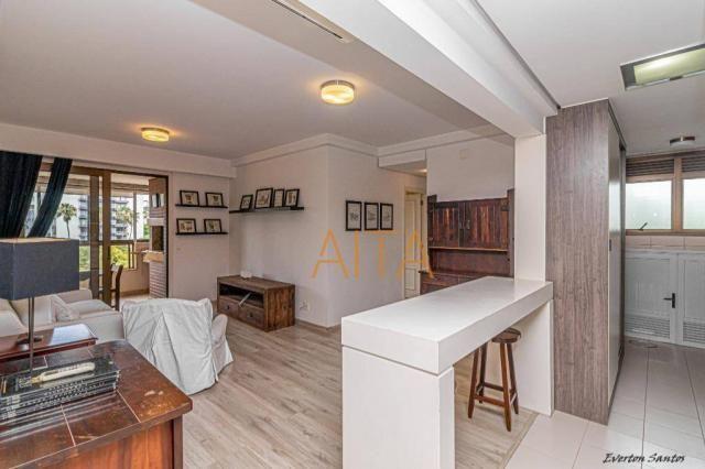 Apartamento com 2 dormitórios para alugar, 80 m² por R$ 4.500,00/mês - Moinhos de Vento -  - Foto 2