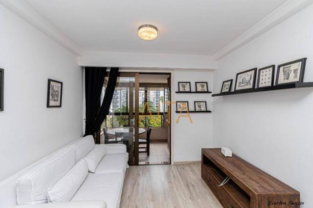 Apartamento com 2 dormitórios para alugar, 80 m² por R$ 4.500,00/mês - Moinhos de Vento -  - Foto 3