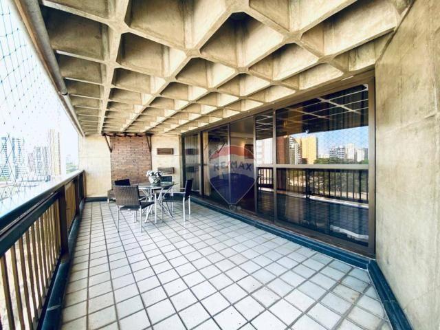 Apartamento com 5 quartos 4 Suítes, 390 m² por R$ 1.300.000 - Batista Campos - Belém/PA - Foto 7