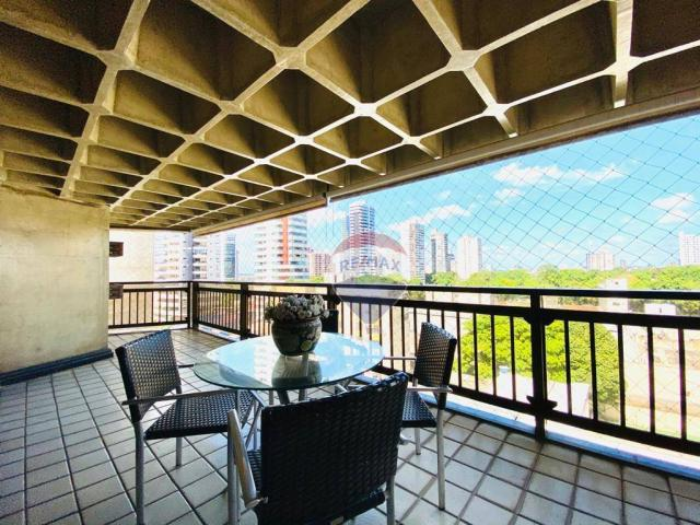 Apartamento com 5 quartos 4 Suítes, 390 m² por R$ 1.300.000 - Batista Campos - Belém/PA - Foto 6