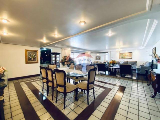 Apartamento com 5 quartos 4 Suítes, 390 m² por R$ 1.300.000 - Batista Campos - Belém/PA - Foto 5