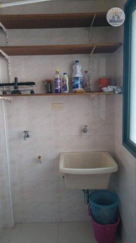 Apartamento com 2 dormitórios à venda, 95 m² por R$ 270.000,00 - Aviação - Praia Grande/SP - Foto 8