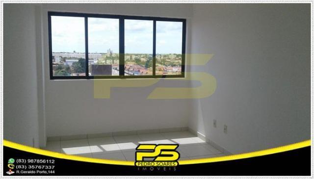 Oportunidade, apartamento, 02 quartos, suíte, piscina, 55,86m², por apenas R$ 179.000,00,  - Foto 4