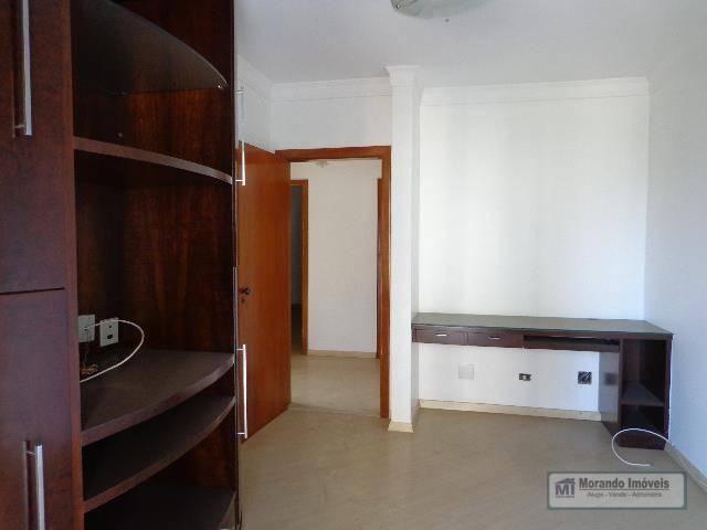 Apartamento com 4 dormitórios para alugar, 176 m² por R$ 3.100,00/mês - Vila Suzana - São  - Foto 17