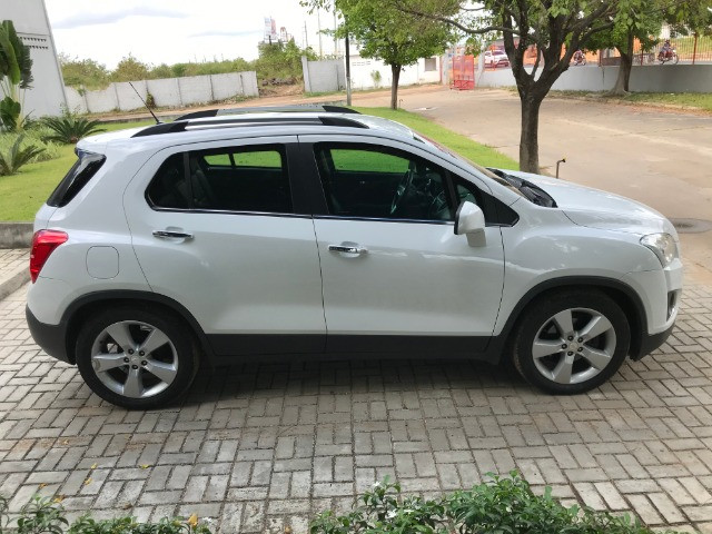 Chevrolet Tracker 1.8 LTZ 2014/2014 Blindado N3A - Foto 9