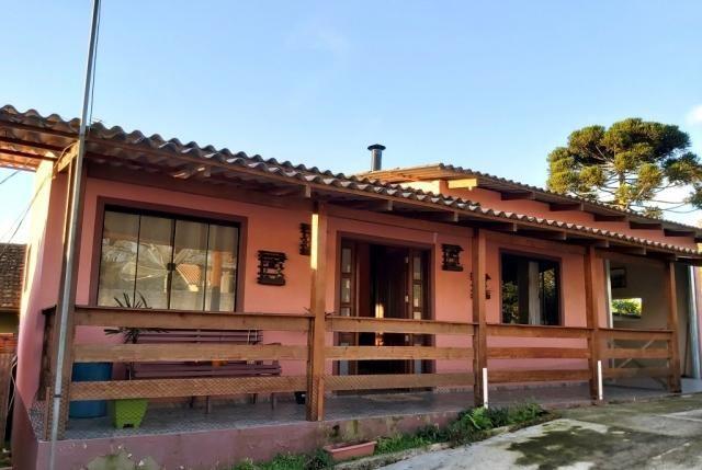 Duas Casas + Edícula Comercial - Bela Vista - Rio Negrinho - Foto 2