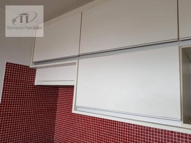 Flat com 1 dormitório à venda, 52 m² por R$ 420.000,00 - Edifício Létoile - Barueri/SP - Foto 8