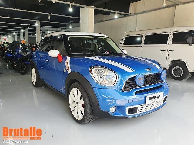 Mini Cooper Countryman 1.6 S Azul
