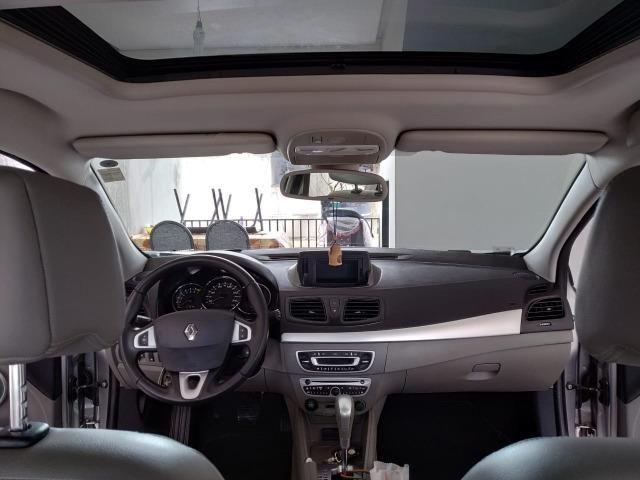 Renault Fluence Privilége 2013 Aut. CVT c/ Teto Solar