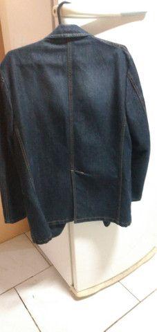 Vendo jaqueta masculina jeans
