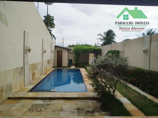 Charmoso duplex mobiliado com piscina no bairro Lagoa em Paracuru - Foto 16