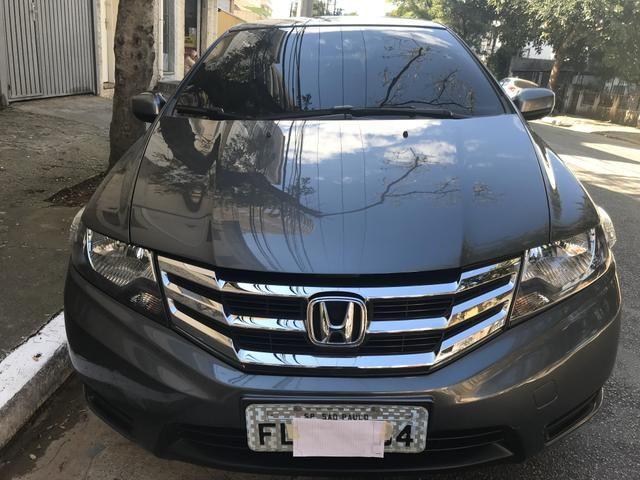 City automático 2014 zerado revisado nunca batido ipva pago