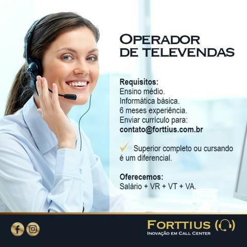 Vendedor call center