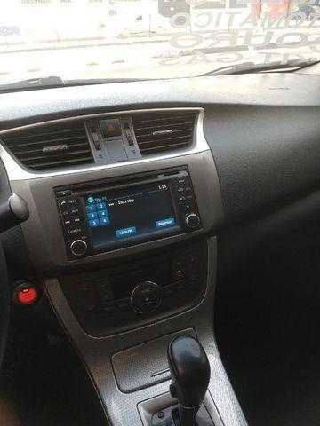 Nissan Sentra SL aut 2014 com GNV - Foto 8