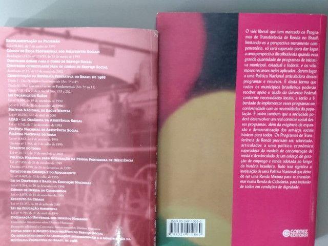 Livros Serviço Social - Foto 2