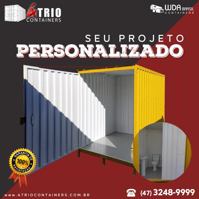 Containers Personalizados - Foto 5