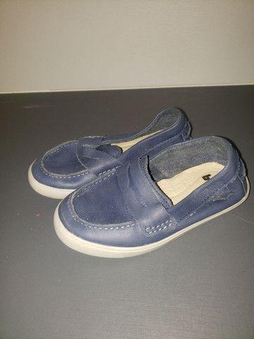 Sapato menino Bibi tam 25