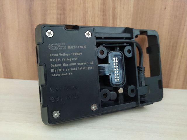 Suporte para celular para motos R1200 R1250, F850 premium - Foto 3