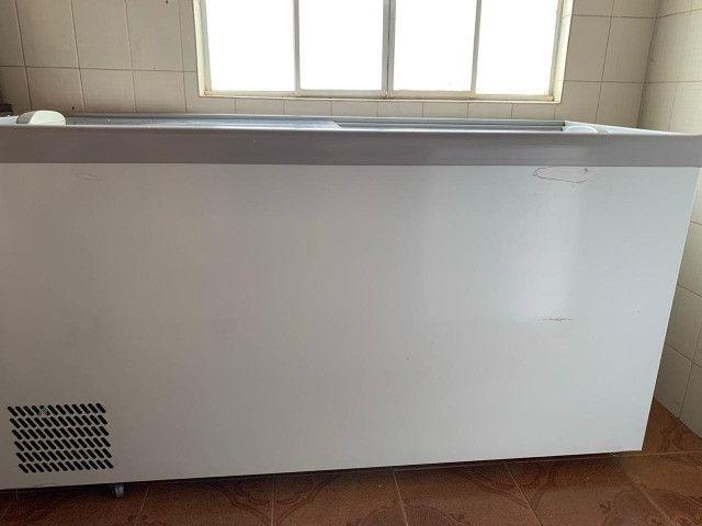 Freezer Gelopar 510 litros (e muitos outros itens de sorveteria)