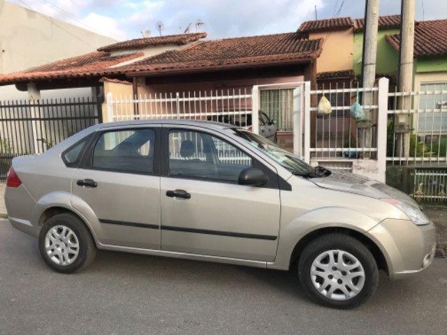 Fiesta Sedan 2008 1.0 completo - Foto 2