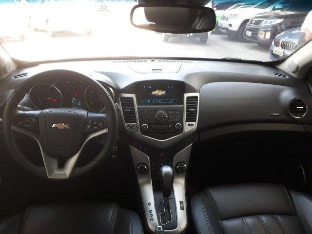 Chevrolet Cruze 1.8 LT 16V 4P 2013/2013 Branco Blindado - Foto 7