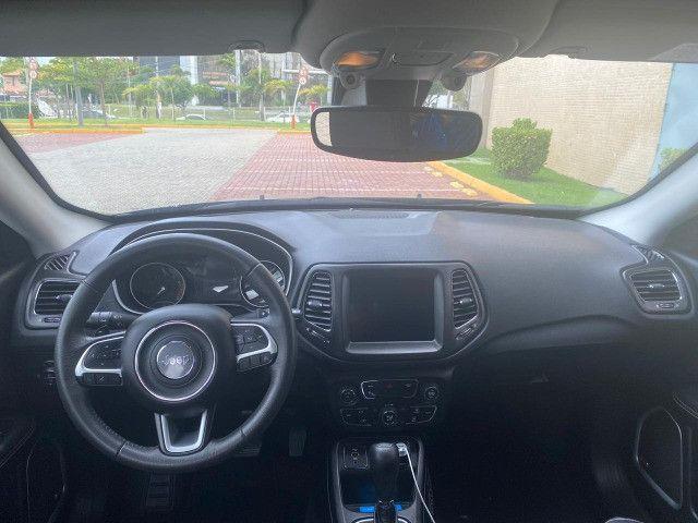 Jeep Compass 2.0 Longitude (Aut) (Flex) 2018 - Foto 7