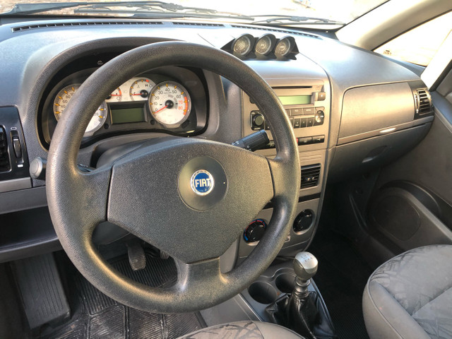 Fiat Idea 1.8Adventure 2008 - Foto 15
