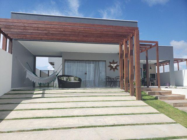 Casa NOVA toda MOBILIADA no Altavistta Barra de São Miguel  - Foto 2