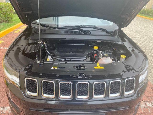 Jeep Compass 2.0 Longitude (Aut) (Flex) 2018 - Foto 8