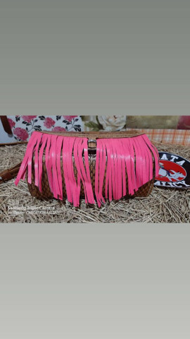 bolsa de couro feminina  - Foto 2