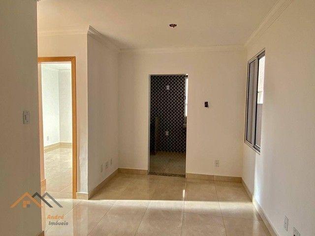 Apartamento com 2 quartos à venda, 45 m² por R$ 189.000 - Piratininga (Venda Nova) - Belo  - Foto 9