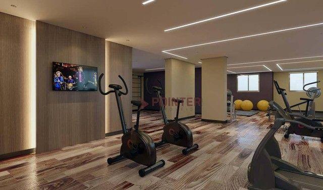 Apartamento com 2 dormitórios à venda, 61 m² por R$ 291.701,76 - Aeroviário - Goiânia/GO - Foto 5