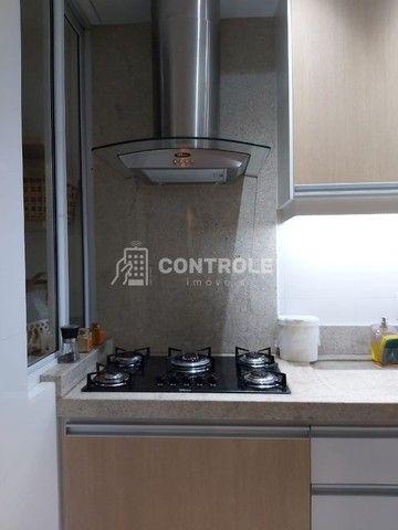 (RR) Apartamento 03 dormitórios, sendo 01 suite, no bairro Balneário, Florianópolis. - Foto 9