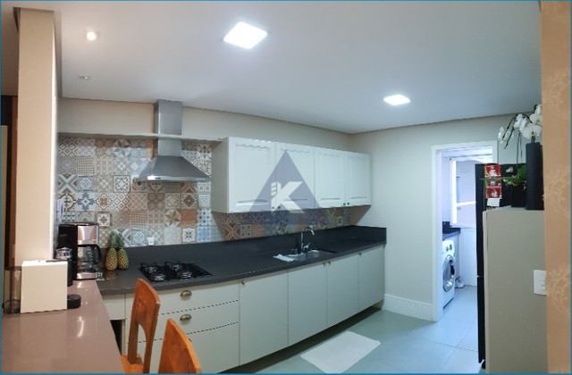 Apartamento Mobiliado, lindo, 2 dormitórios, sacada com churrasqueira, Sapucaia - Foto 9