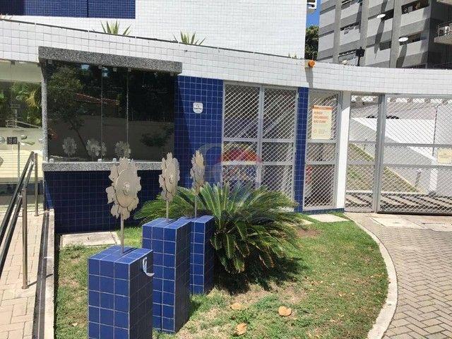 Apartamento com 3 dormitórios à venda, 79 m² por R$ 470.000,00 - Aflitos - Recife/PE - Foto 2