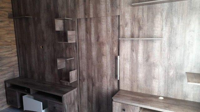 Transferência Porteira Fechada Apartamento Todo Planejado Próximo AV. Duque de Caxias - Foto 17