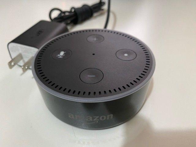 Alexa Echo Dot 2 geração - Salto SP