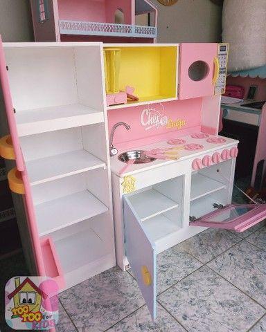 Cozinhas infantis 100% mdf - Foto 6