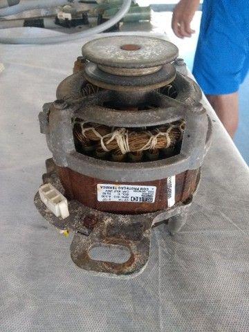 Motor da máquina Eletrolux 10 kg - Foto 3
