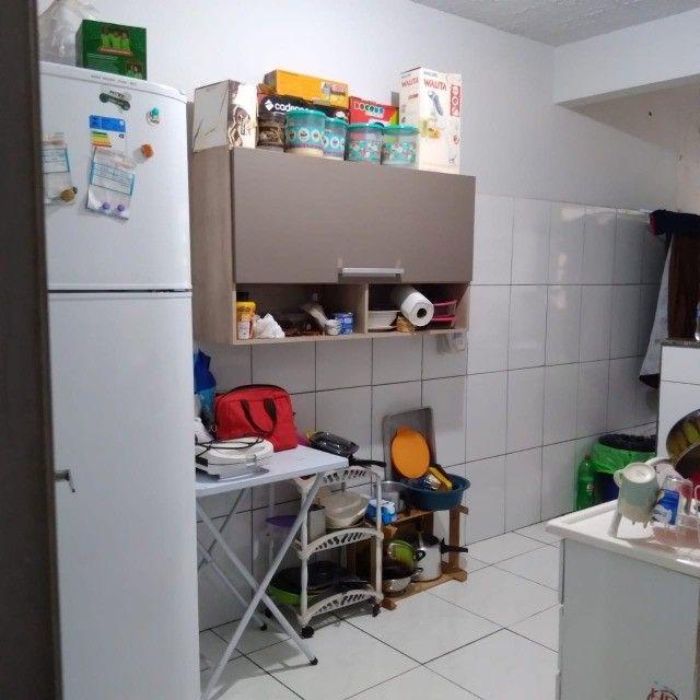 Lindo Apartamento Residencial Ouro Fino Coophamat com Sacada - Foto 19